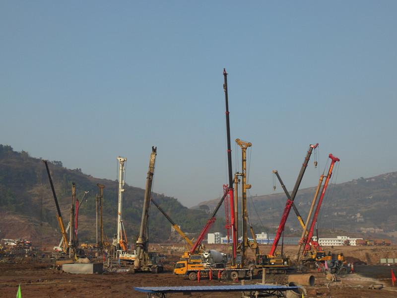 神华神东电力重庆万州发电厂新建